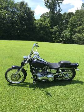 2004 Harley-Davidson FXDWG for sale at Gregs Auto Sales in Batesville AR