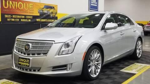 2015 Cadillac XTS for sale at UNIQUE SPECIALTY & CLASSICS in Mankato MN