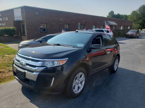 2013 Ford Edge for sale at ARA Auto Sales in Winston-Salem NC