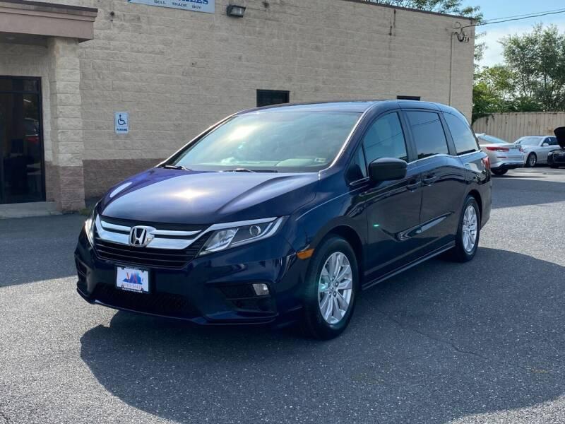 2019 Honda Odyssey for sale at Va Auto Sales in Harrisonburg VA