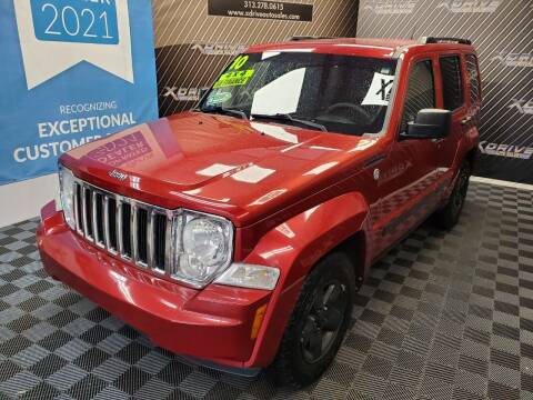 2010 Jeep Liberty for sale at X Drive Auto Sales Inc. in Dearborn Heights MI