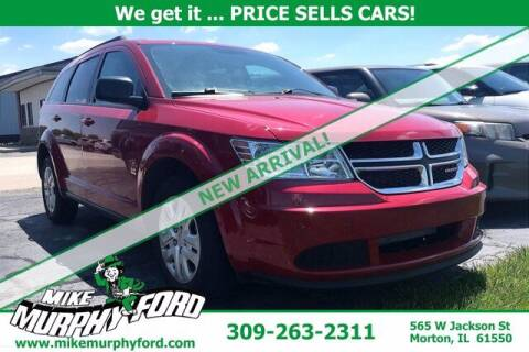 2018 Dodge Journey for sale at Mike Murphy Ford in Morton IL