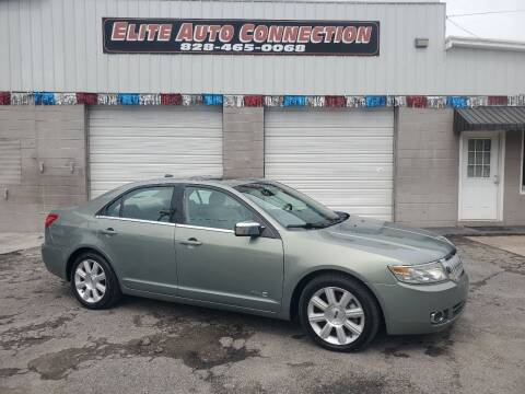 2008 Lincoln MKZ for sale at Elite Auto Connection in Conover NC