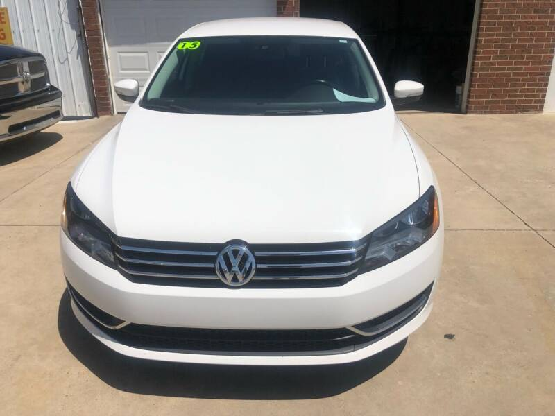 2015 Volkswagen Passat for sale at Moore Imports Auto in Moore OK