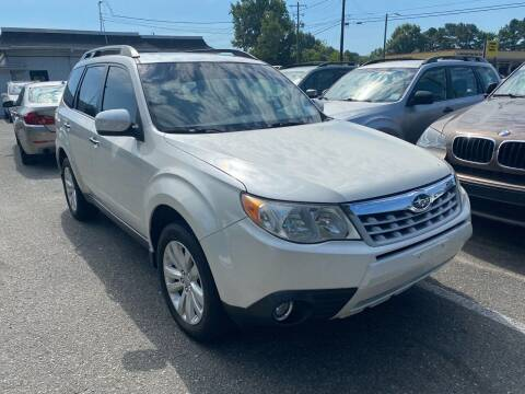 2012 Subaru Forester for sale at Import Performance Sales in Raleigh NC
