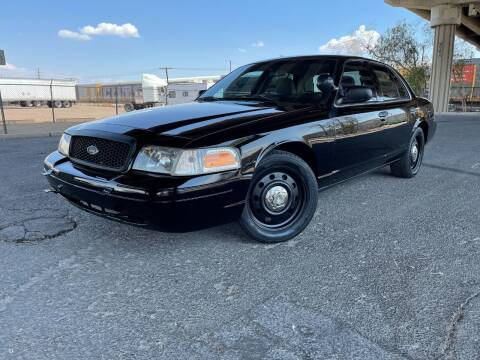 2010 Ford Crown Victoria for sale at MT Motor Group LLC in Phoenix AZ