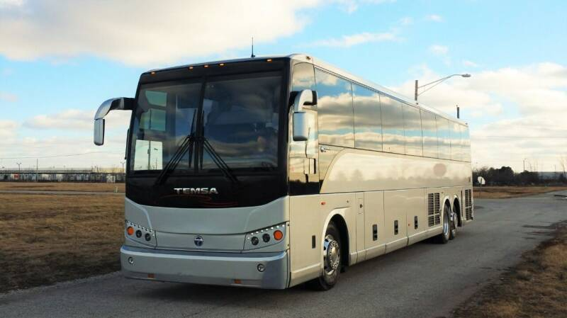 2016 Temsa TS 45 for sale at A F SALES & SERVICE in Indianapolis IN