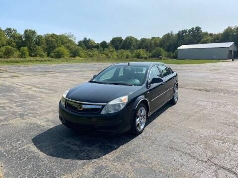 2008 Saturn Aura for sale at Caruzin Motors in Flint MI