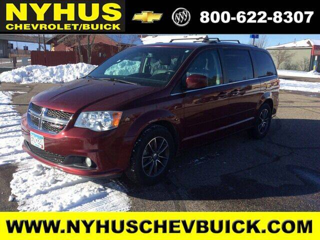 2017 Dodge Grand Caravan for sale at Nyhus Chevrolet Buick in Staples MN