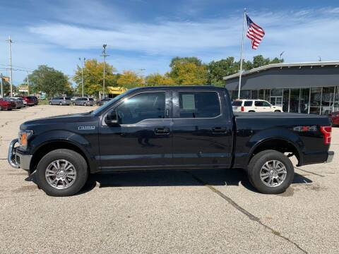 2019 Ford F-150 for sale at SS Auto Pro of Grand Rapids in Kentwood MI