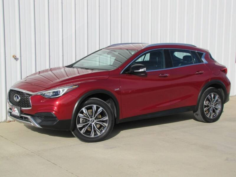2017 Infiniti QX30 for sale at Lyman Auto in Griswold IA