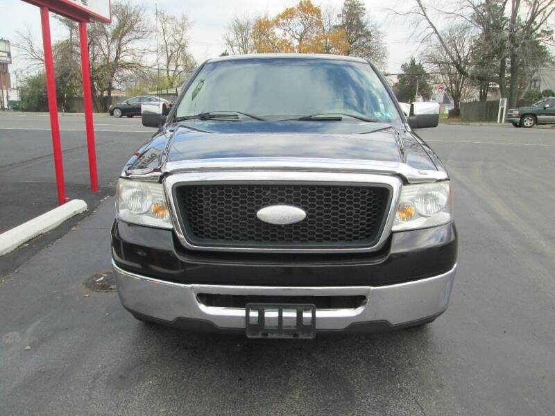 2008 Ford F-150 4x2 XLT 4dr SuperCab Styleside 5.5 ft. SB - Levittown PA