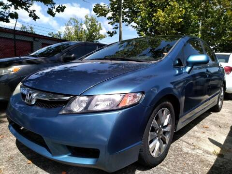 2009 Honda Civic for sale at SUNRISE AUTO SALES in Gainesville FL