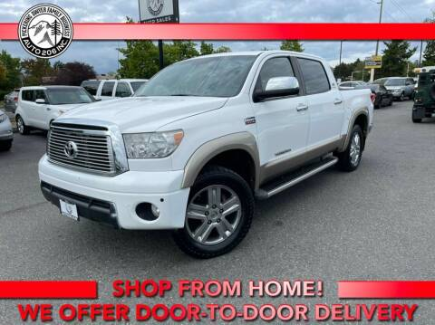 2010 Toyota Tundra for sale at Auto 206, Inc. in Kent WA