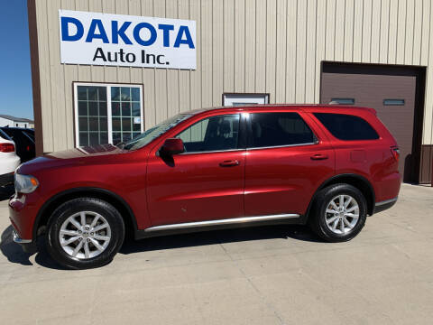 2014 Dodge Durango for sale at Dakota Auto Inc. in Dakota City NE