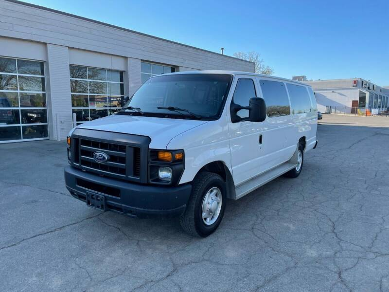 2014 Ford E-Series Cargo for sale at Dean's Auto Sales in Flint MI
