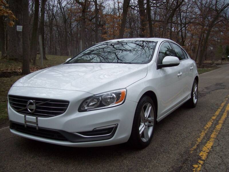 2015 Volvo S60 for sale at Edgewater of Mundelein Inc in Wauconda IL