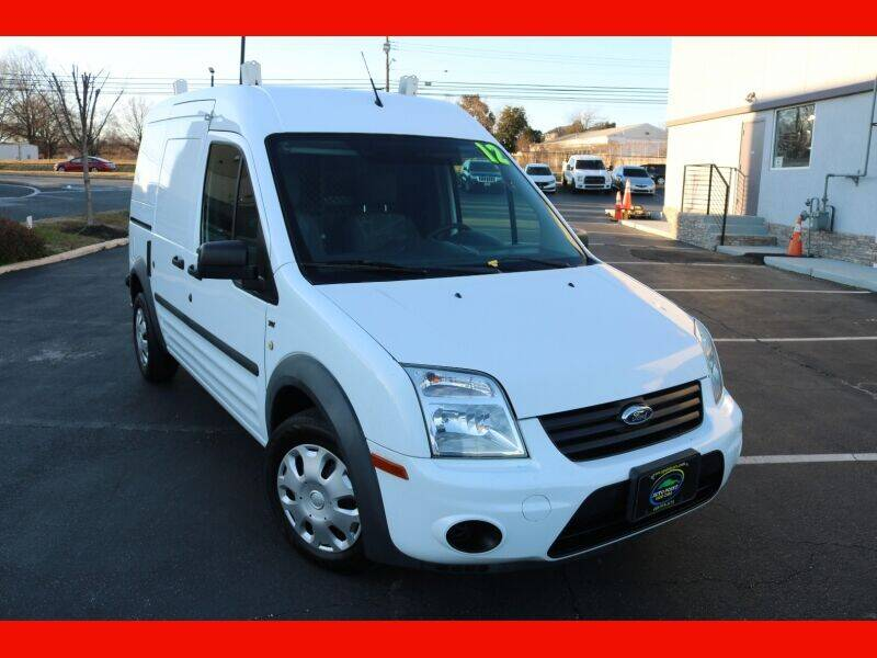 2012 Ford Transit Connect for sale at AUTO POINT USED CARS in Rosedale MD