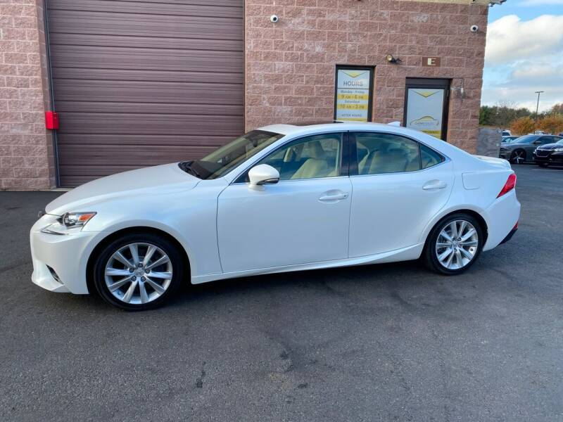 2016 Lexus IS 300 for sale at CarNu  Sales in Warminster PA