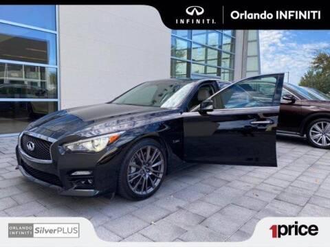 2016 Infiniti Q50 for sale at Orlando Infiniti in Orlando FL