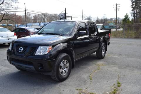 2010 Nissan Frontier for sale at Victory Auto Sales in Randleman NC
