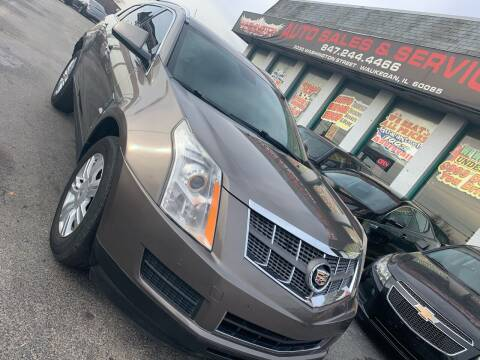 2011 Cadillac SRX for sale at Washington Auto Group in Waukegan IL