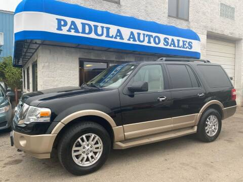 2012 Ford Expedition for sale at Padula Auto Sales in Braintree MA