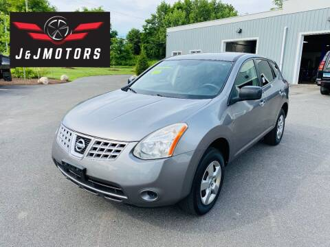 2010 Nissan Rogue for sale at J & J MOTORS in New Milford CT