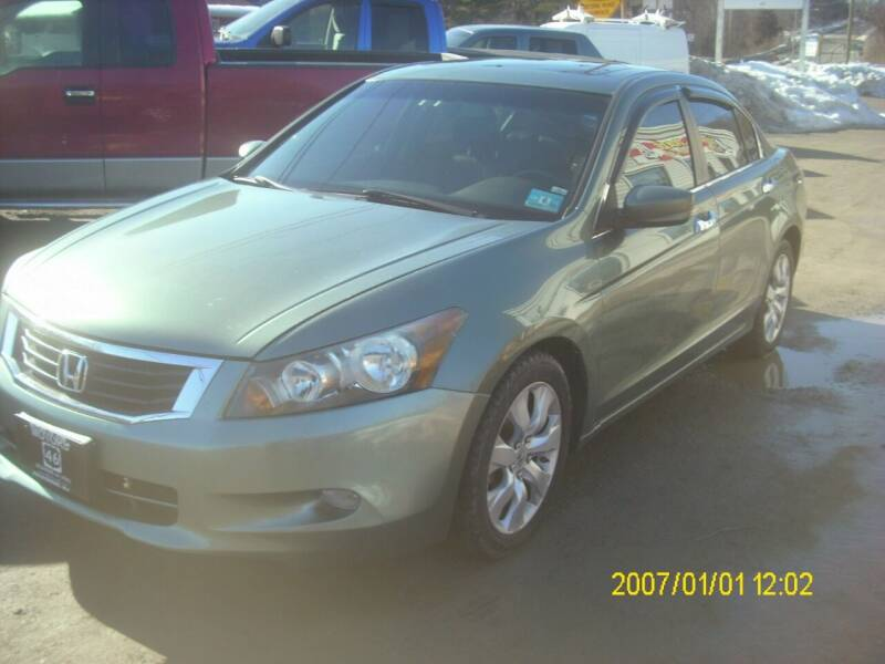 2009 Honda Accord for sale at Motors 46 in Belvidere NJ