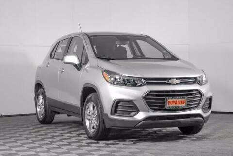 2018 Chevrolet Trax for sale at Washington Auto Credit in Puyallup WA