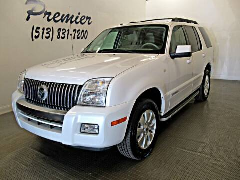2010 Mercury Mountaineer for sale at Premier Automotive Group in Milford OH