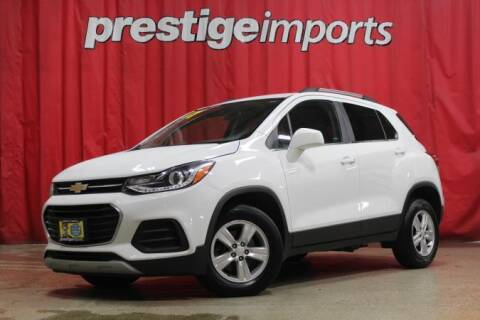 2017 Chevrolet Trax for sale at Prestige Imports in St Charles IL