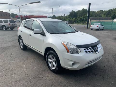 2013 Nissan Rogue for sale at LINDER'S AUTO SALES in Gastonia NC
