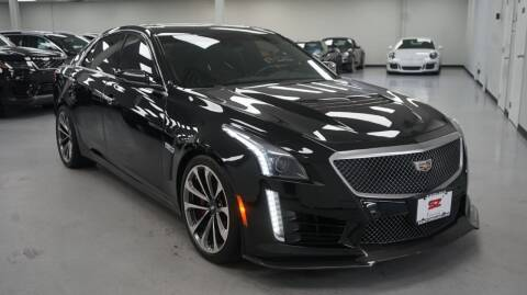 2016 Cadillac CTS-V for sale at SZ Motorcars in Woodbury NY