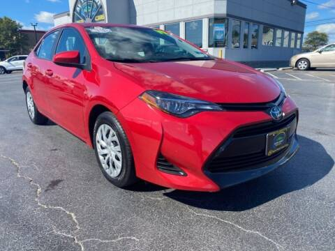 2019 Toyota Corolla for sale at AUTO POINT USED CARS in Rosedale MD