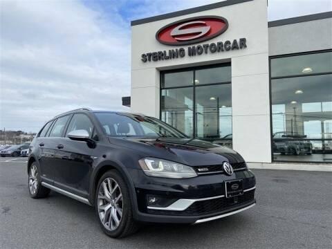 2017 Volkswagen Golf Alltrack for sale at Sterling Motorcar in Ephrata PA