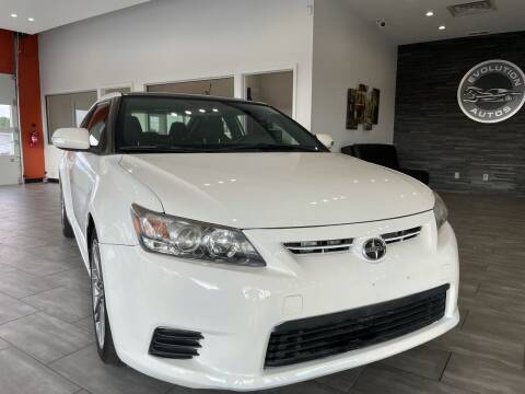 2012 Scion tC for sale at Evolution Autos in Whiteland IN
