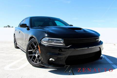 2018 Dodge Charger for sale at Zen Auto Sales in Sacramento CA