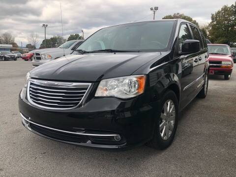 2016 Chrysler Town and Country for sale at Morristown Auto Sales in Morristown TN