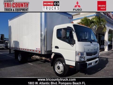 2021 Mitsubishi Fuso FEC9TS for sale at TRUCKS BY BROOKS in Pompano Beach FL