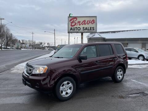 2011 Honda Pilot for sale at Bravo Auto Sales in Whitesboro NY