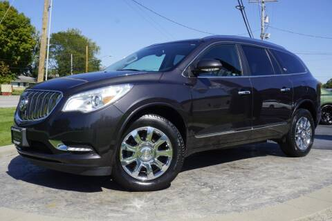 2017 Buick Enclave for sale at Platinum Motors LLC in Heath OH