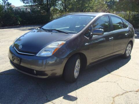 2009 Toyota Prius for sale at Tempo Auto of Chicago in Chicago IL