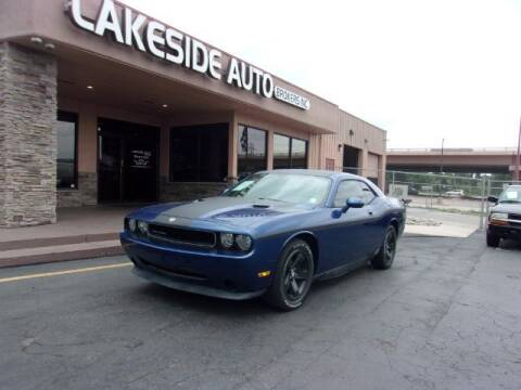 2010 Dodge Challenger for sale at Lakeside Auto Brokers Inc. in Colorado Springs CO