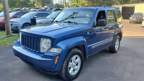 2010 Jeep Liberty for sale at GA Auto IMPORTS  LLC in Buford GA
