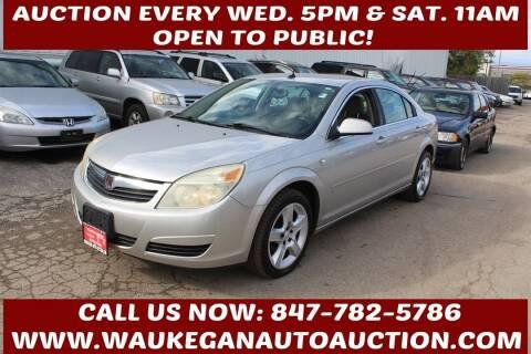 2007 Saturn Aura for sale at Waukegan Auto Auction in Waukegan IL