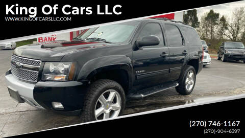 2011 Chevrolet Tahoe for sale at King of Cars LLC in Bowling Green KY