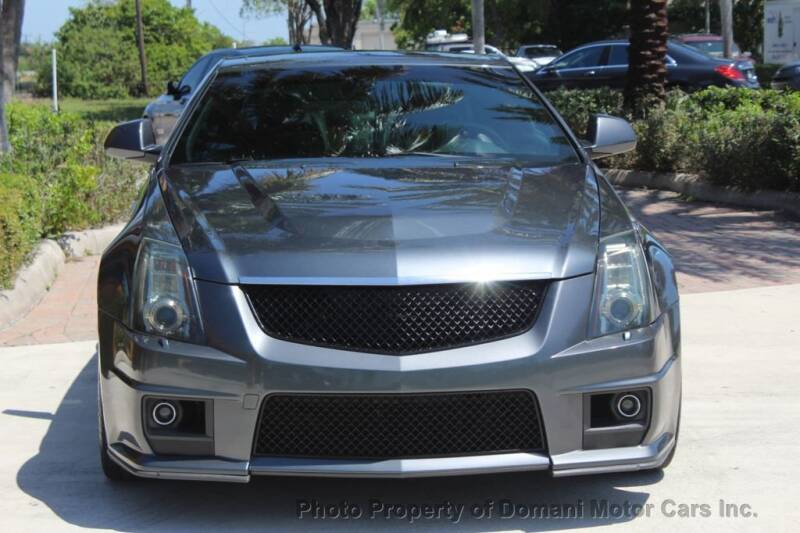 2011 Cadillac CTS-V for sale in Deerfield Beach, FL