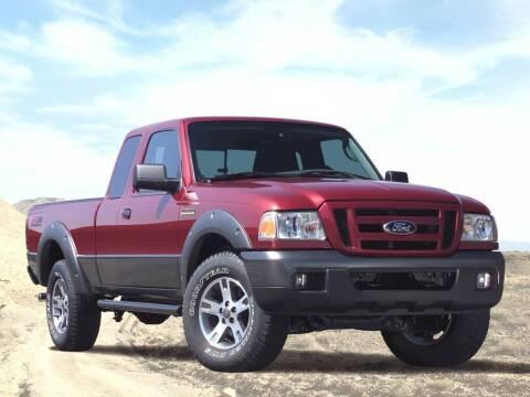 2007 Ford Ranger for sale at Sundance Chevrolet in Grand Ledge MI