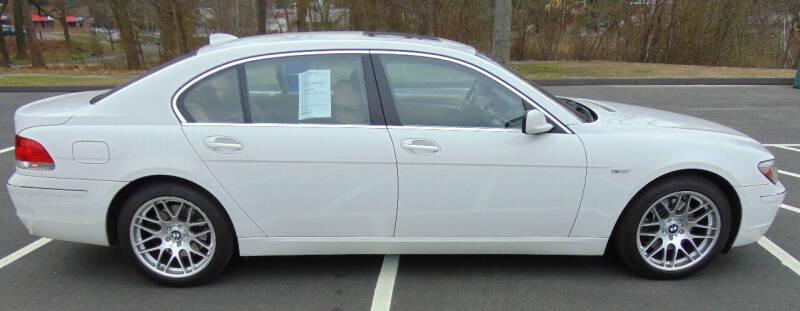 2007 BMW 7 Series 750Li 4dr Sedan - Waterbury CT